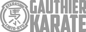 Gauthier Karate